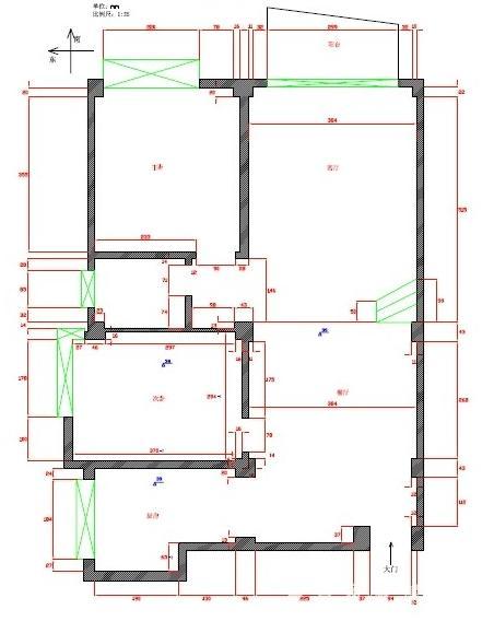 家具公司结构框架图