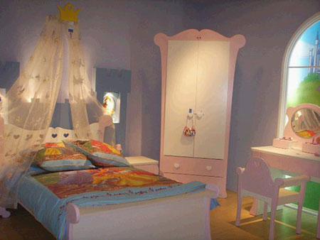 12款---儿童房间的风格---提供布置参考-家居秀-租屋
